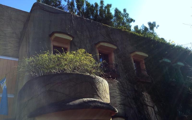 三鷹の森 ジブリ美術館 外観